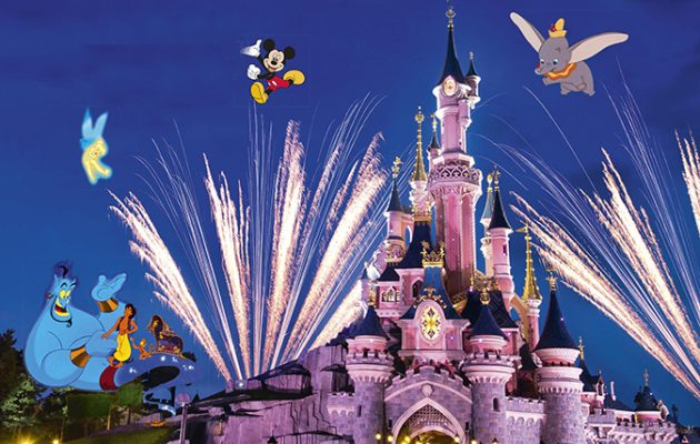 who designed disney s castle country life