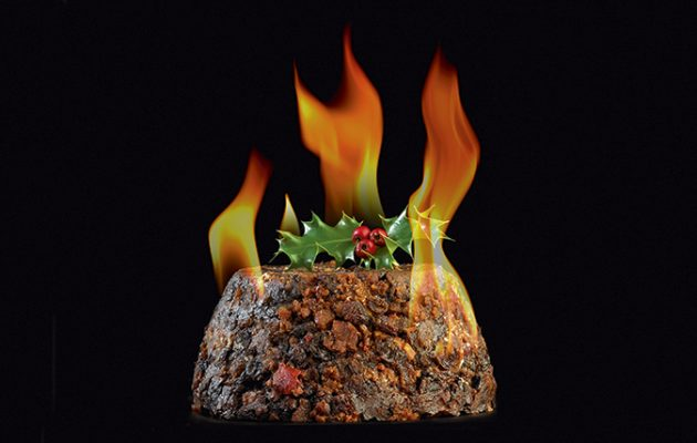 best non-supermarket Christmas pudding