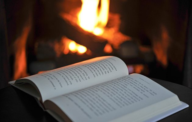 novels to curl up with