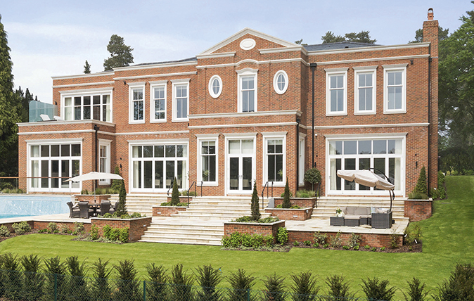 luxury homes for sale in St George's Hill