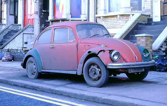 Image result for banger car