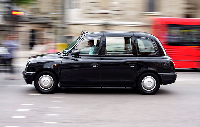 Dogs In London Black Cabs