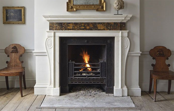 Country Life Top 10: Chimneypieces