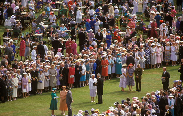 Why I Binned My Invitation To A Garden Party At Buckingham