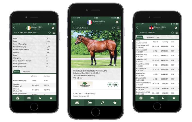 global stallions app