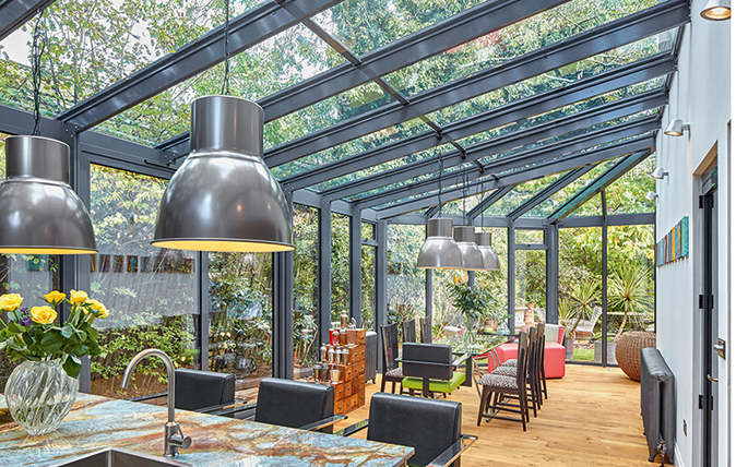 Eight Magnificent Conservatories That Bring Light E And
