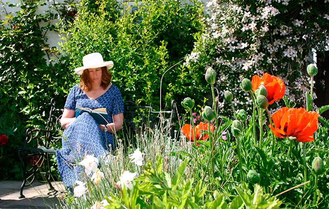 classic gardening books