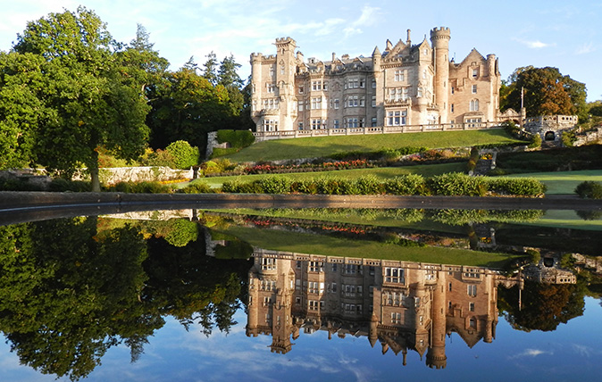 Business For Sale Pittsburgh >> Inside Skibo Castle: Andrew Carnegie's Highland paradise