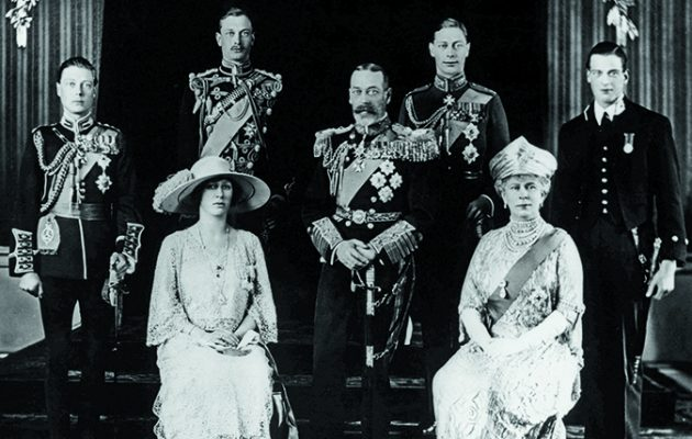 100 Years Of The House Of Windsor The British Royal