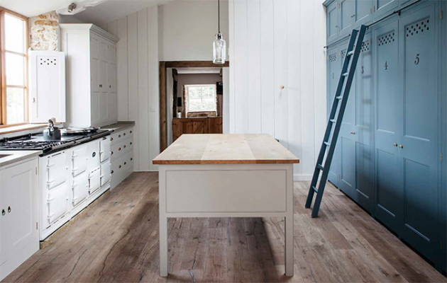 What modern kitchens can learn from early-Georgian simplicity