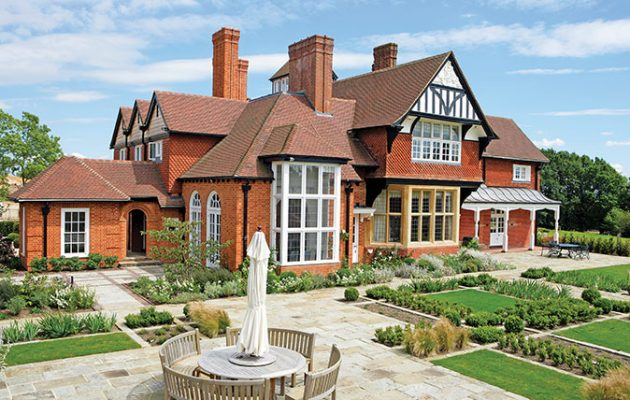 This Edwardian House Was Transformed By Ian Adam Smith Architects And The  Building Firm R W Armstrong