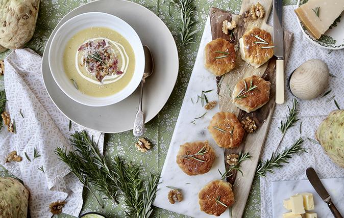 celariac soup