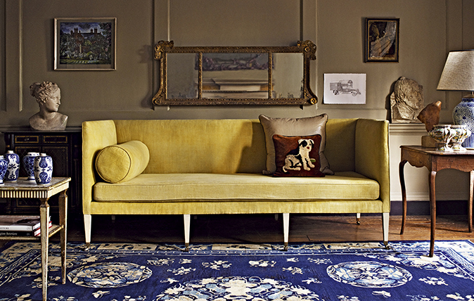 The Best Interior Designers And Decorators In Britain From Country
