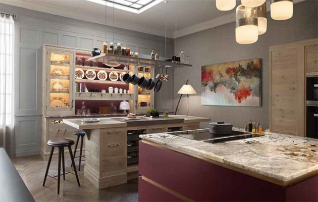 The New Kitchen Design Mantra Don't Be Afraid Of The Dark Delectable Newest Kitchen Designs