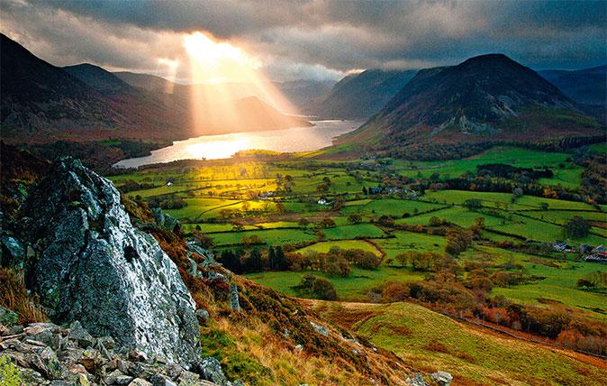 The Lake District - John Macfarlane