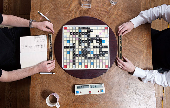 Country Life takes on world Scrabble champion Brett Smitheram
