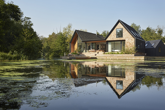 Build A New Life In The Country Shropshire