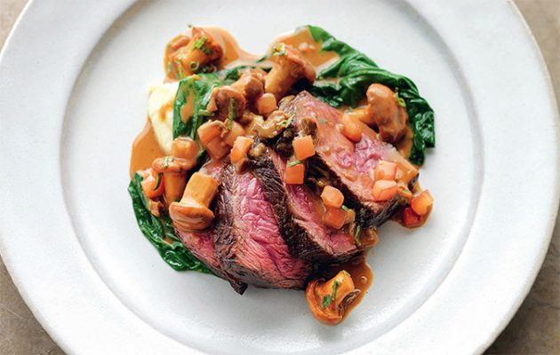 Rump steak stew recipe how to cook tom kerridges signature dish a plethora of internationally famous chefs from across the world have contributed recipes to a gorgeous new cookbook and weve a fantastic recipe from it forumfinder Choice Image