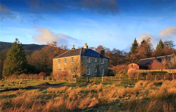 Garmony House, Isle of Mull