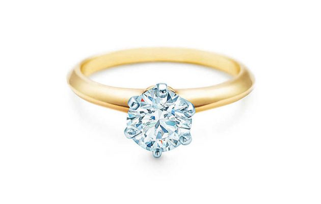 solitaire ring zoom rings white top brilliant comfort gold engagement four diamond earth fit loading prong petite