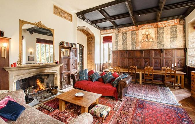 old house Milverton