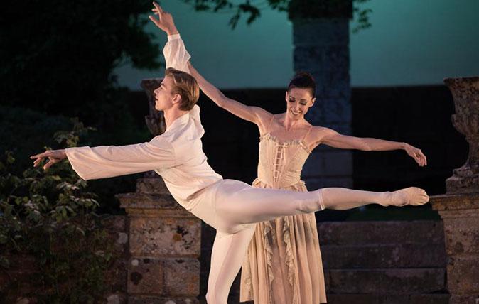 Hatch House ballet