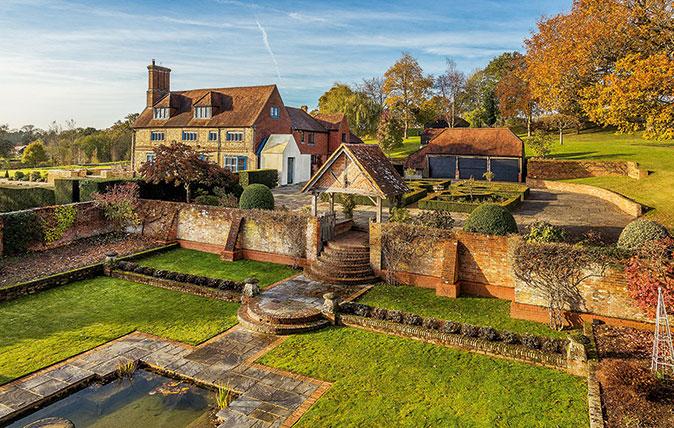 Old Pickhurst at Chiddingfold - Knight Frank