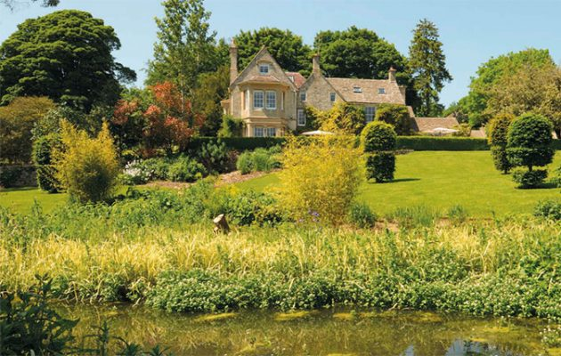 The Old Rectory, on the market with Knight Frank
