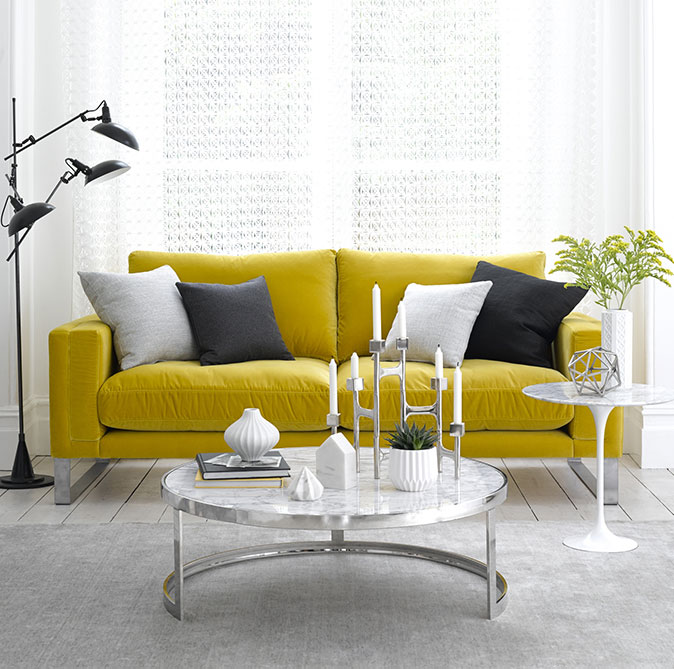 Delicieux 12 Beautiful Sofas To Fit Any Living Space, From Classic To Contemporary