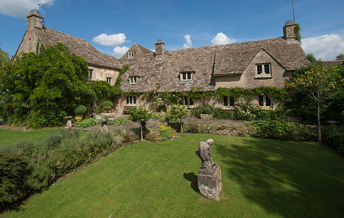 a delightful 18th century home set in 36 acres of glorious