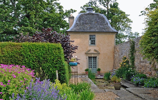 Wormistoune: A luxuriant, sheltered garden tucked away in ...
