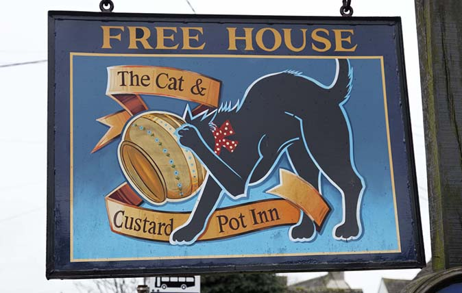 pubs with animal names