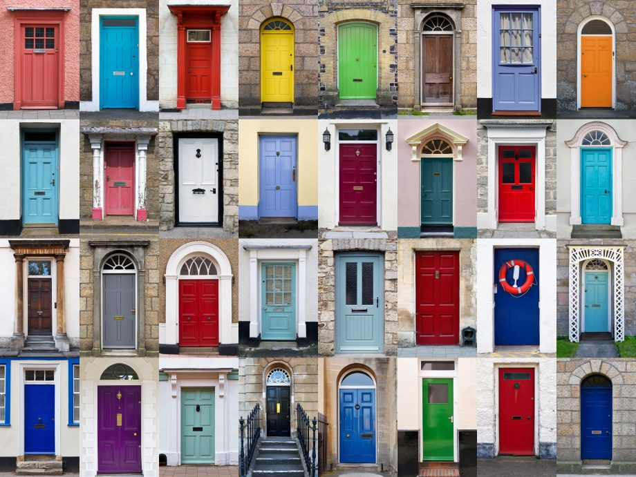 What Colour Front Door Best Sells A House Country Life