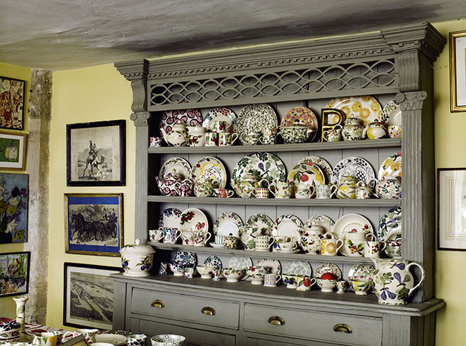 Kitchen Dresser (Photo: Emma Bridgewater / Hodder U0026 Stoughton)