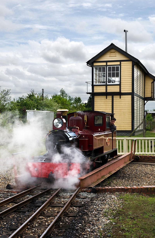 Britain's most beautiful narrow-gauge railways, from Norfolk