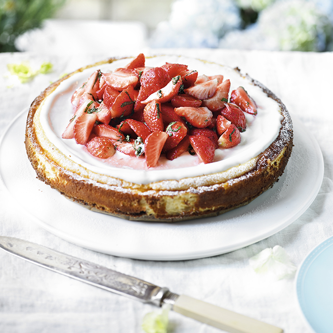 Scrumptious Strawberry Recipes To Get You In The Mood For