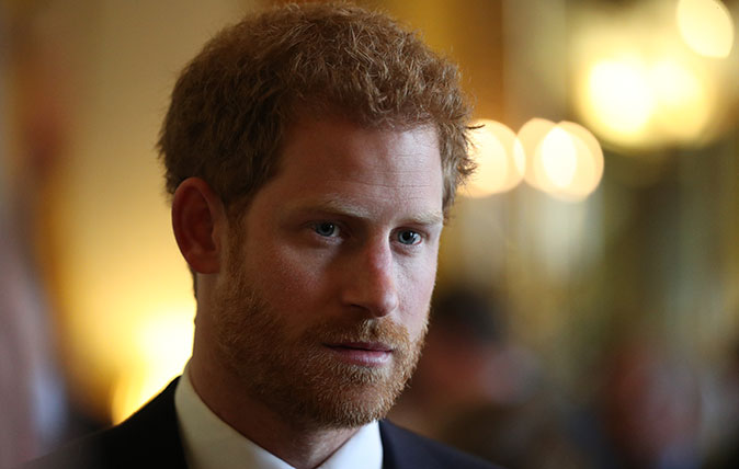 Prince Harry - PA