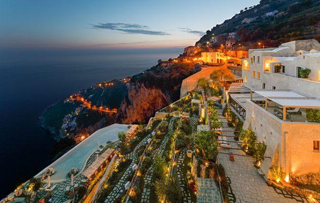 Great Escape Monastero Santa Rosa Amalfi Italy