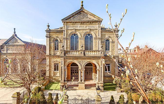 Chapel conversion in Harrogate