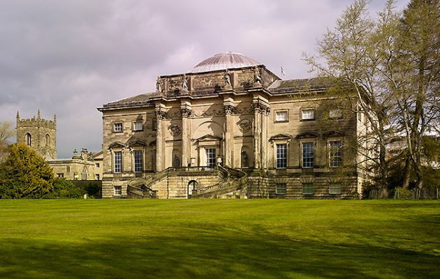 Kedlestone Hall