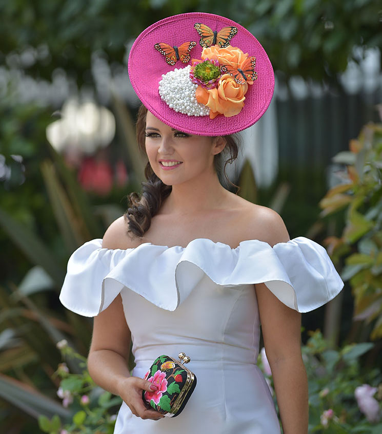 Royal Ascot hats  The best of the fashion from racing s greatest meeting f777dddf072