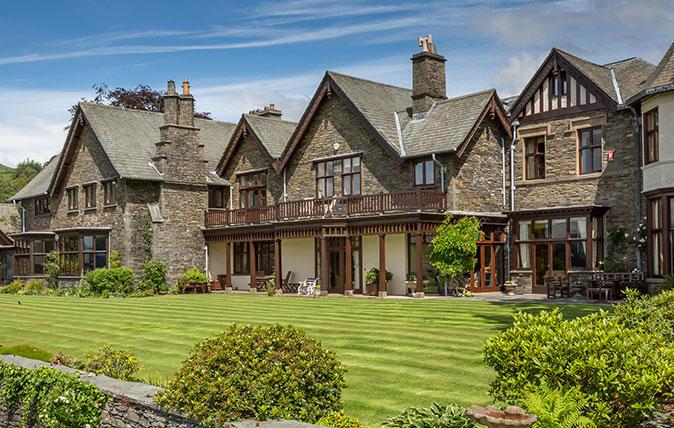 Brier Close, Lake District
