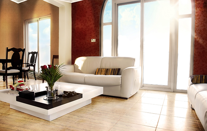 Smart flat / apartment (Alamy)