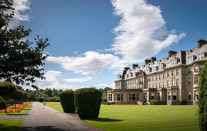 Gleneagles Hotel, Scotland