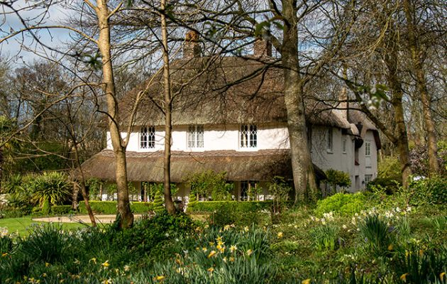 Old Came Rectory - Thomas Hardy's friend's house