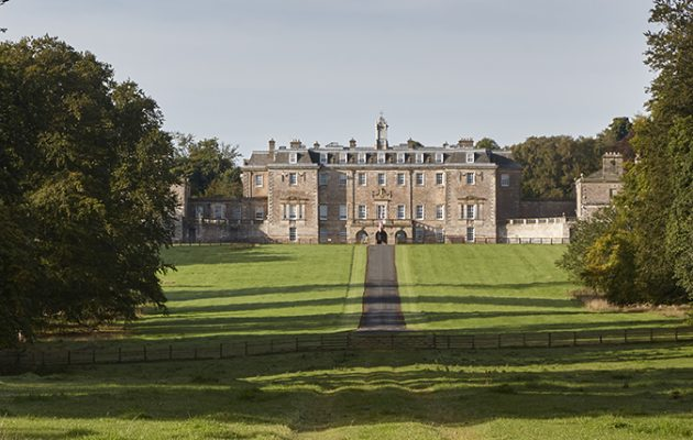 Marchmont Scotland S Most Ambitious Palladian House