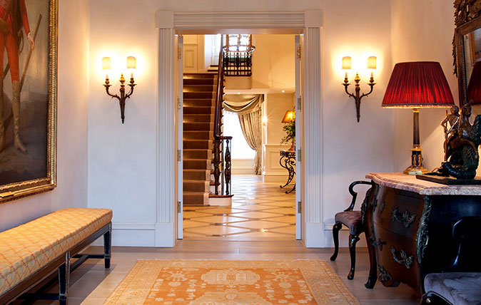 How To Make A Hallway Thats More Than Just A Dumping Ground