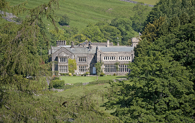 hanlith hall
