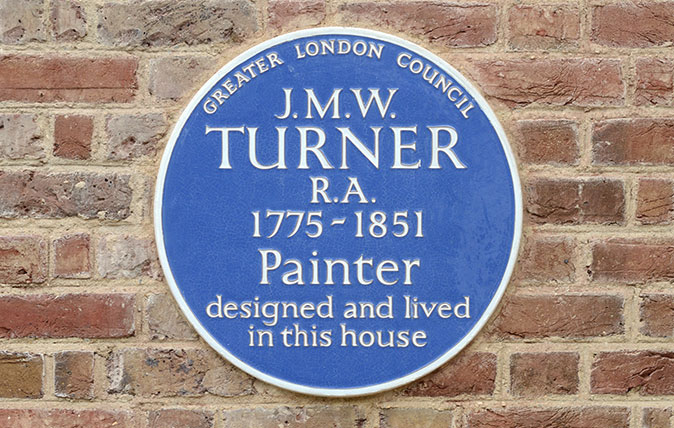 Sandycombe Lodge: Turner's house in Twickenham