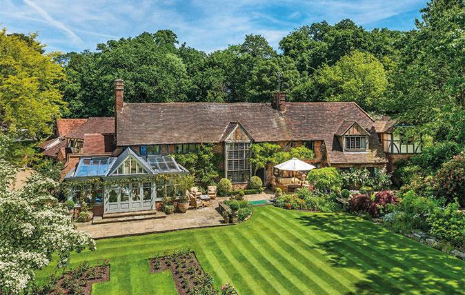 June Farm, Surrey - Knight Frank